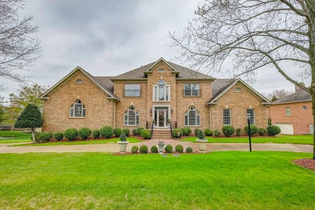 808 Hunters Hill Trce, Old Hickory, TN 37138 (MLS #RTC2126547) :: Oak Street Group