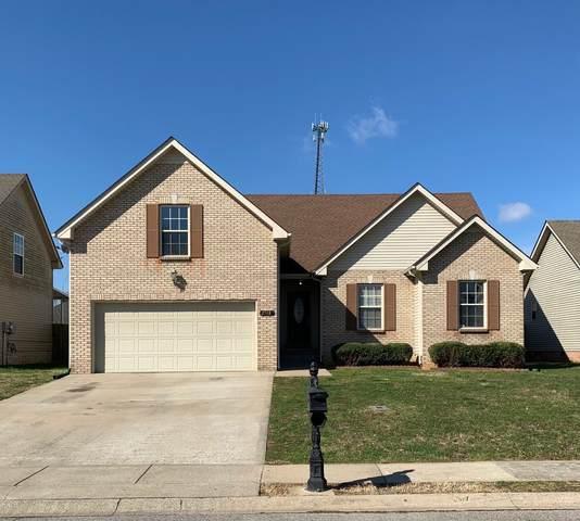 2518 Centerstone Cir, Clarksville, TN 37040 (MLS #RTC2126641) :: The DANIEL Team | Reliant Realty ERA