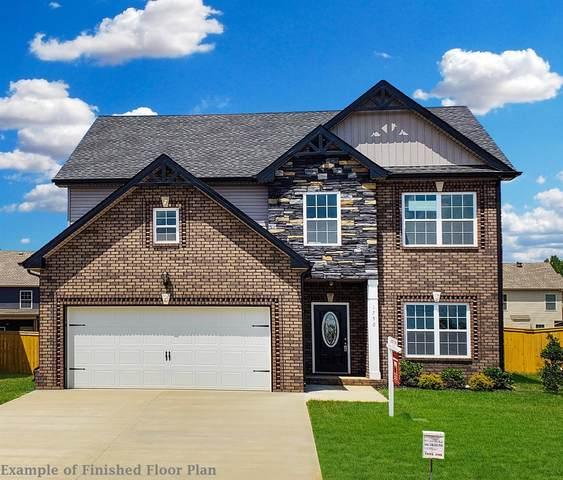 34 Reserve At Hickory Wild, Clarksville, TN 37043 (MLS #RTC2126655) :: Benchmark Realty