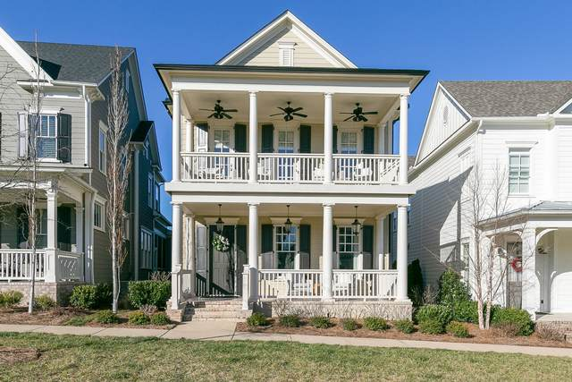 2012 General Martin Ln, Franklin, TN 37064 (MLS #RTC2126656) :: Team George Weeks Real Estate