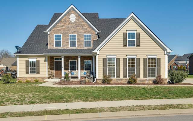 1407 Oak Dr, Murfreesboro, TN 37128 (MLS #RTC2126706) :: REMAX Elite
