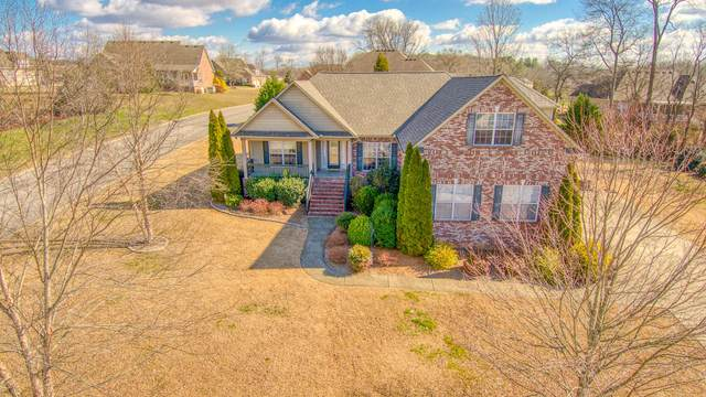 943 Crosby Ct, Columbia, TN 38401 (MLS #RTC2126710) :: Ashley Claire Real Estate - Benchmark Realty