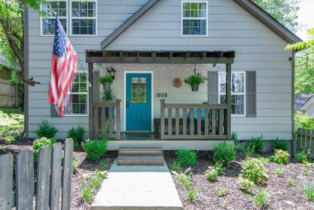 1508 Shelby Ave, Nashville, TN 37206 (MLS #RTC2126714) :: Ashley Claire Real Estate - Benchmark Realty
