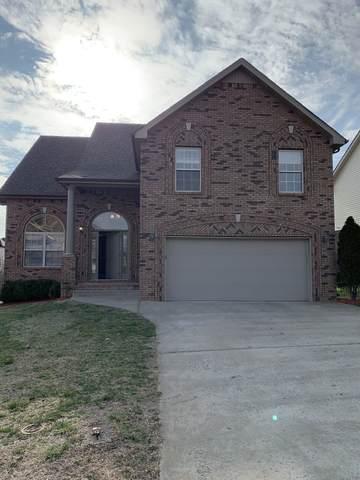 1446 Raven Rd, Clarksville, TN 37042 (MLS #RTC2126715) :: The Huffaker Group of Keller Williams