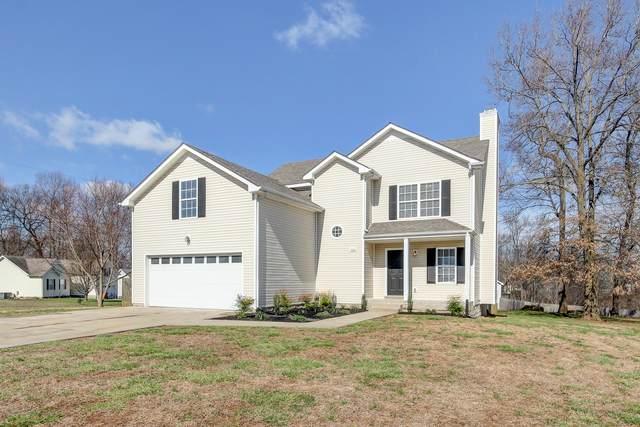 3818 Mcallister Dr, Clarksville, TN 37042 (MLS #RTC2126729) :: Village Real Estate