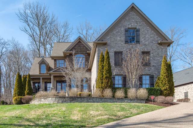 9510 Wicklow, Brentwood, TN 37027 (MLS #RTC2126732) :: Berkshire Hathaway HomeServices Woodmont Realty