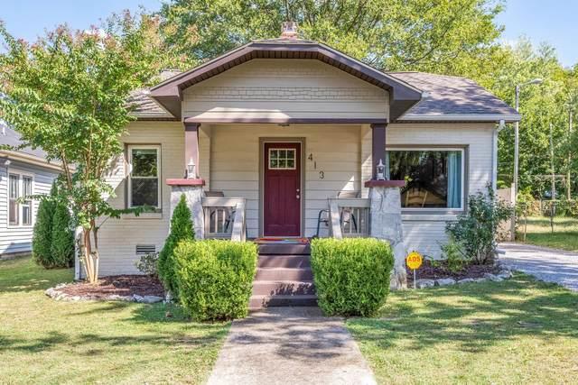 413 Hart Ave, Nashville, TN 37206 (MLS #RTC2126733) :: DeSelms Real Estate