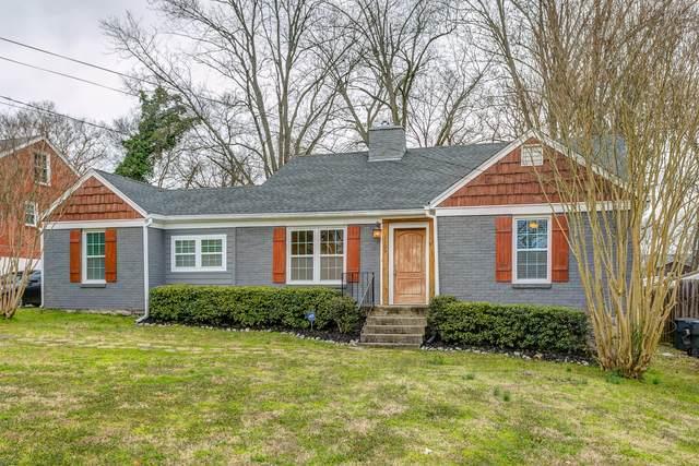 1109 Richmond Dr, Nashville, TN 37216 (MLS #RTC2126776) :: DeSelms Real Estate