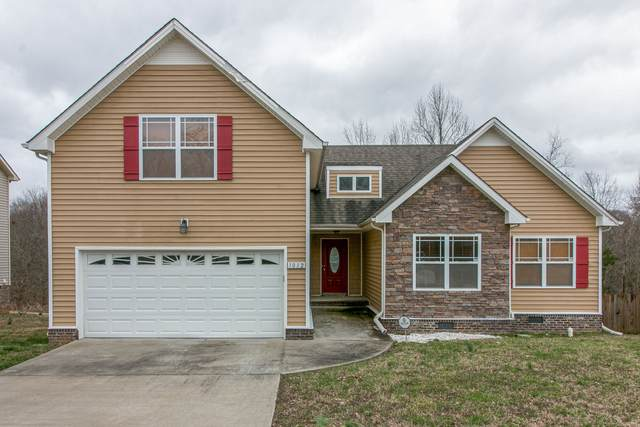 1012 Ishee Dr, Clarksville, TN 37042 (MLS #RTC2126780) :: HALO Realty