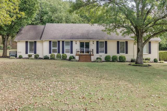 1007 Mooreland Blvd, Brentwood, TN 37027 (MLS #RTC2126830) :: DeSelms Real Estate