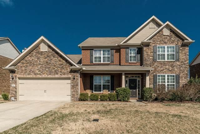 1014 Lacebark Ln, Hendersonville, TN 37075 (MLS #RTC2126896) :: DeSelms Real Estate