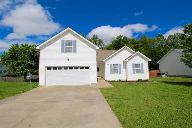 3809 Mcallister Dr, Clarksville, TN 37042 (MLS #RTC2126925) :: Morrell Property Collective | Compass RE