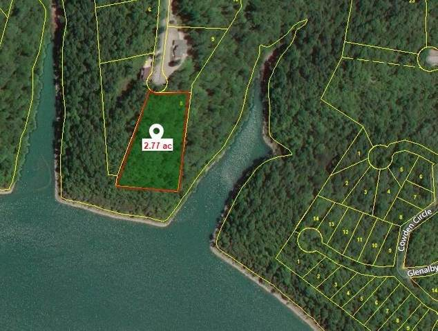 8 Harbor Green Pl- Lot 8, Sparta, TN 38583 (MLS #RTC2126963) :: Morrell Property Collective | Compass RE