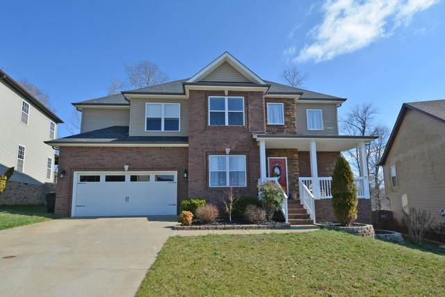 1684 Apache Way, Clarksville, TN 37042 (MLS #RTC2126981) :: Morrell Property Collective | Compass RE