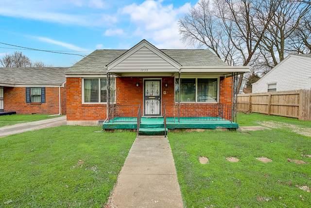 1720 Dr Db Todd Jr Blvd, Nashville, TN 37208 (MLS #RTC2127010) :: DeSelms Real Estate