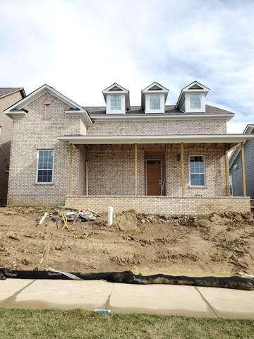 1600 Drakes Creek Rd #25, Hendersonville, TN 37075 (MLS #RTC2127078) :: HALO Realty