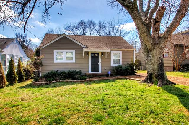 609 Moore Ave, Nashville, TN 37203 (MLS #RTC2127084) :: RE/MAX Homes And Estates