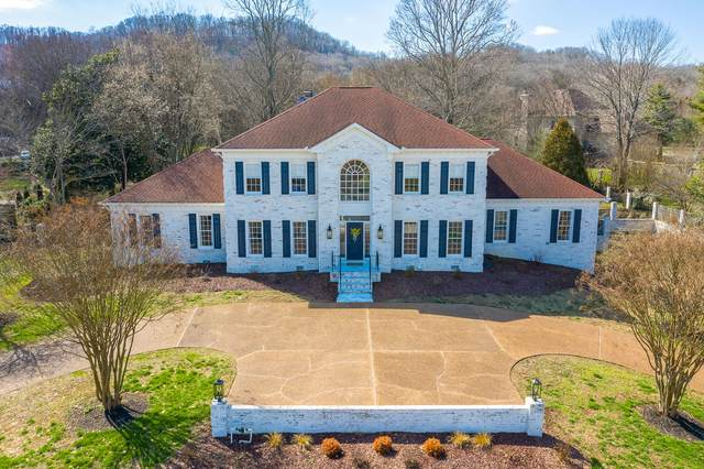 6209 Belle Rive Dr, Brentwood, TN 37027 (MLS #RTC2127097) :: DeSelms Real Estate