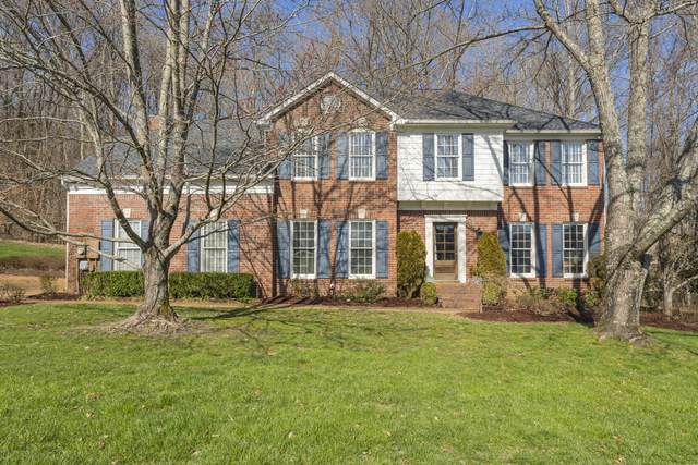 1144 Holly Tree Farms, Brentwood, TN 37027 (MLS #RTC2127114) :: DeSelms Real Estate