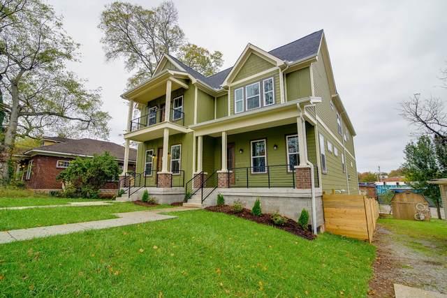 2510A Trevecca Ave, Nashville, TN 37206 (MLS #RTC2127115) :: DeSelms Real Estate