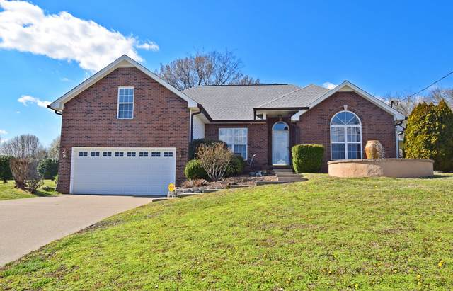 1313 Ambleside Dr, Clarksville, TN 37040 (MLS #RTC2127141) :: HALO Realty