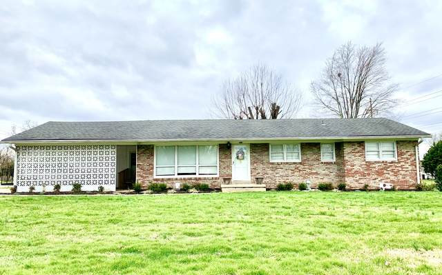 401 Robins St, Lawrenceburg, TN 38464 (MLS #RTC2127171) :: Nashville on the Move