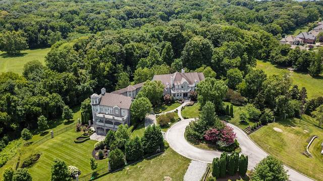 1255 Morning Glory Ct, Brentwood, TN 37027 (MLS #RTC2127338) :: Morrell Property Collective | Compass RE