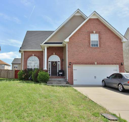 1341 Chinook Cir, Clarksville, TN 37042 (MLS #RTC2127395) :: REMAX Elite