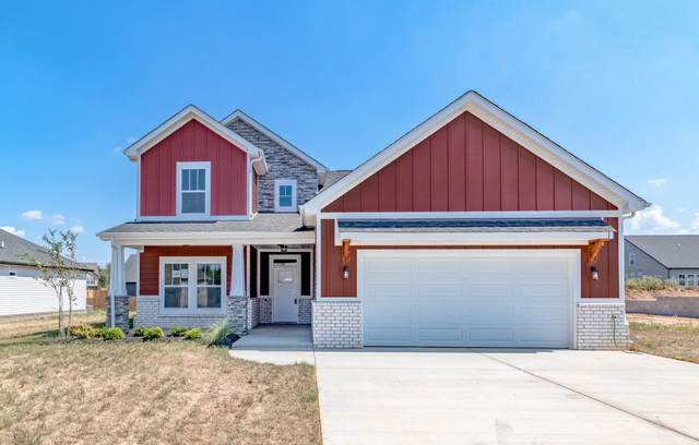 465 Farmington, Clarksville, TN 37043 (MLS #RTC2127538) :: Benchmark Realty
