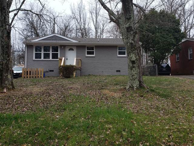 1428 Daniel St, Clarksville, TN 37040 (MLS #RTC2127955) :: REMAX Elite