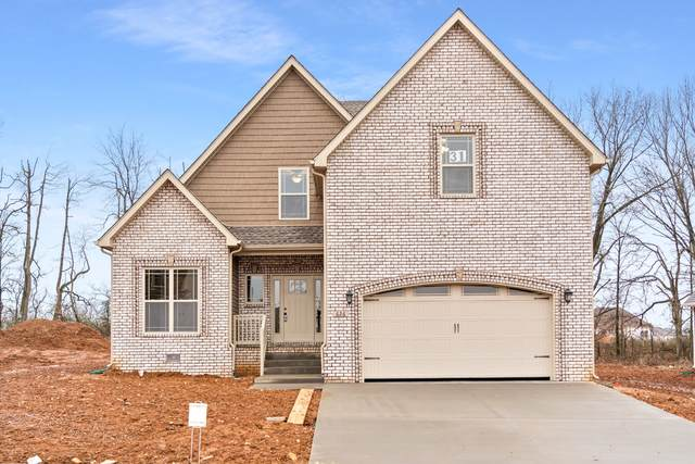37 Hickory Wild, Clarksville, TN 37043 (MLS #RTC2128261) :: Maples Realty and Auction Co.