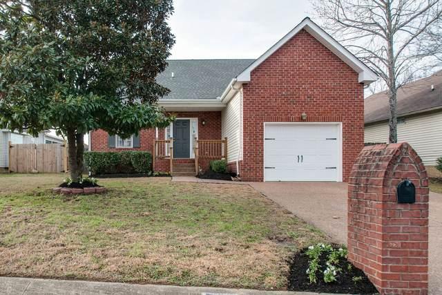 708 Vanguard Place, Antioch, TN 37013 (MLS #RTC2128657) :: Benchmark Realty