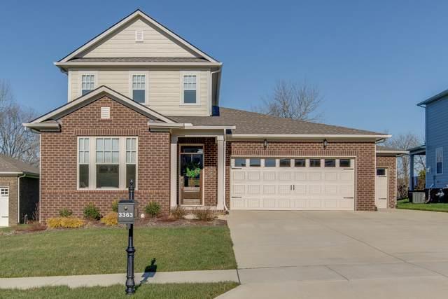 3363 Vinemont Dr, Thompsons Station, TN 37179 (MLS #RTC2128735) :: Village Real Estate
