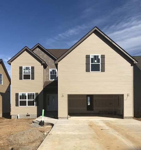 276 White Tail Ridge, Clarksville, TN 37040 (MLS #RTC2129128) :: Five Doors Network