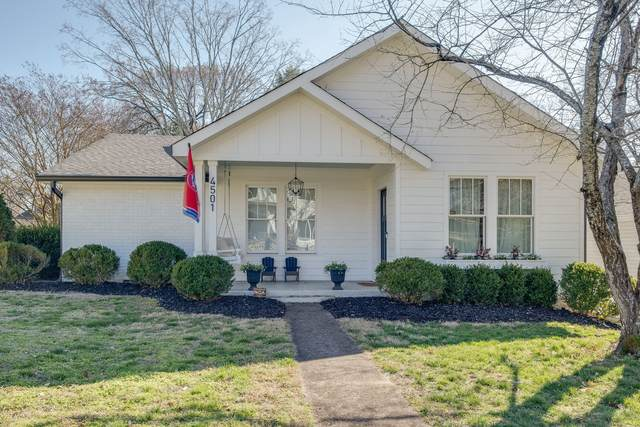4501 Utah Ave, Nashville, TN 37209 (MLS #RTC2129135) :: Maples Realty and Auction Co.