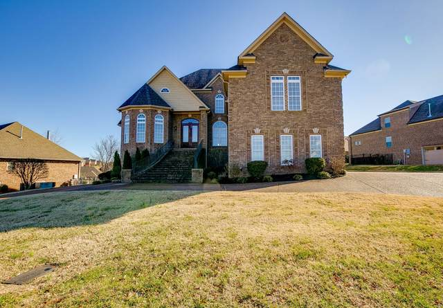 1553 Stokely Lane, Old Hickory, TN 37138 (MLS #RTC2129591) :: Nashville on the Move