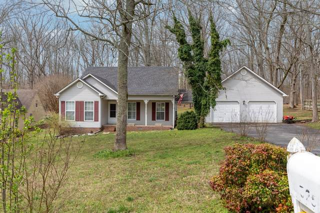 325 Hilltop Dr, Shelbyville, TN 37160 (MLS #RTC2129824) :: Nashville on the Move