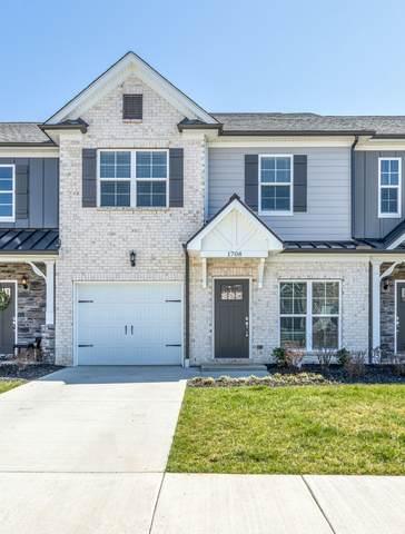 1708 Lone Jack Ln, Murfreesboro, TN 37129 (MLS #RTC2130068) :: Oak Street Group