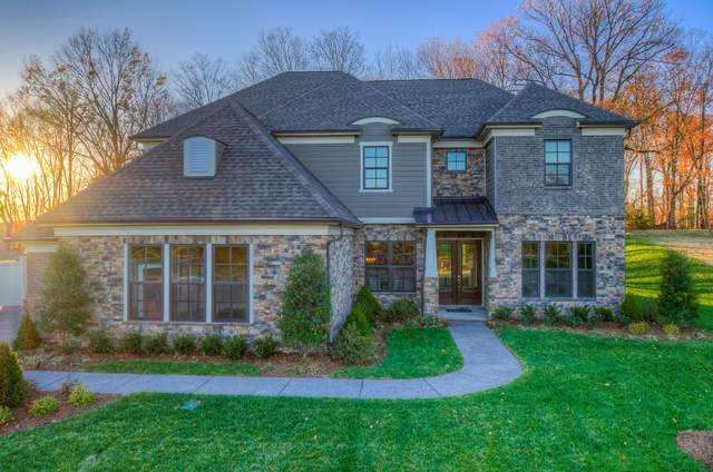 1801 Ivy Crest Drive- 1, Brentwood, TN 37027 (MLS #RTC2130079) :: The Kelton Group