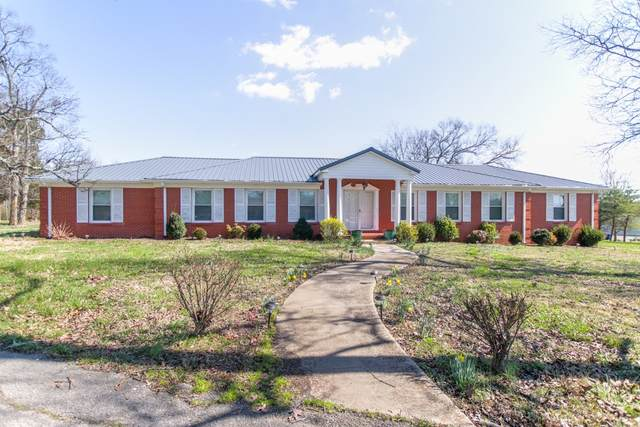 1400 Fairfield Pike, Shelbyville, TN 37160 (MLS #RTC2130192) :: Nashville on the Move