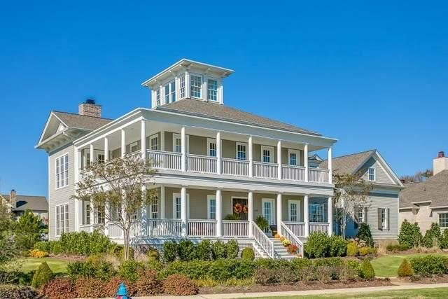 6201 Lynch Ln (Lot 2085), College Grove, TN 37046 (MLS #RTC2130329) :: John Jones Real Estate LLC