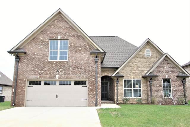 144 Neecee Dr #33-C, Smyrna, TN 37167 (MLS #RTC2130639) :: Oak Street Group