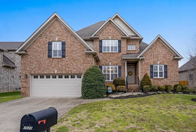 3020 Dogwood Trl, Spring Hill, TN 37174 (MLS #RTC2130648) :: Maples Realty and Auction Co.
