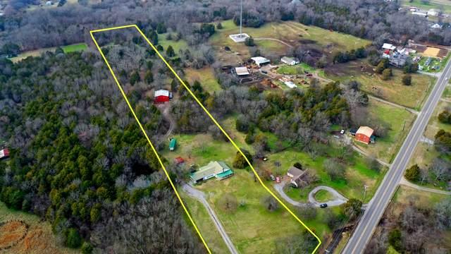 7387 Nolensville Rd, Nolensville, TN 37135 (MLS #RTC2130689) :: FYKES Realty Group