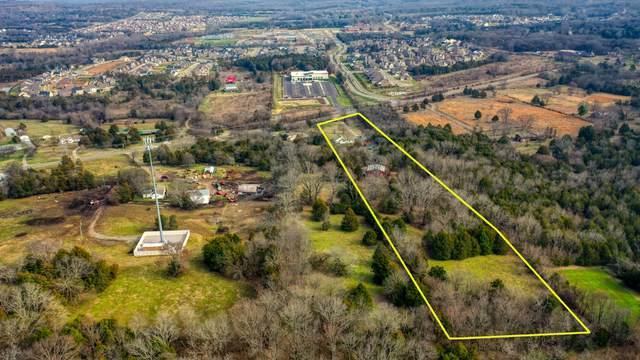 7387 Nolensville Rd, Nolensville, TN 37135 (MLS #RTC2130694) :: FYKES Realty Group