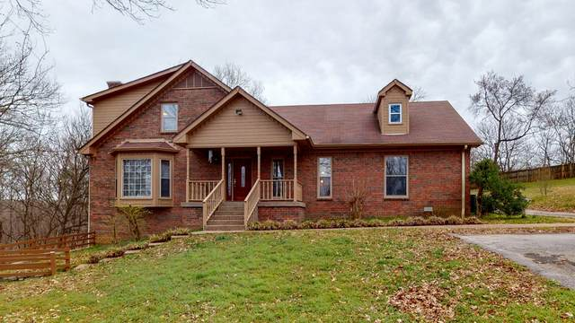 125 Deerwood Dr, Hendersonville, TN 37075 (MLS #RTC2130973) :: Village Real Estate