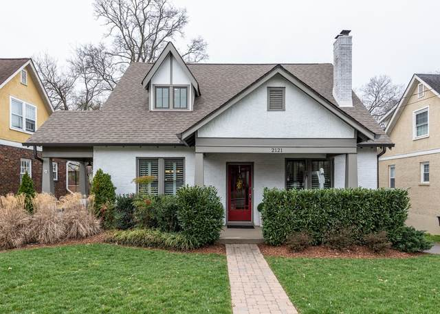2121 W Linden Ave, Nashville, TN 37212 (MLS #RTC2131030) :: Ashley Claire Real Estate - Benchmark Realty