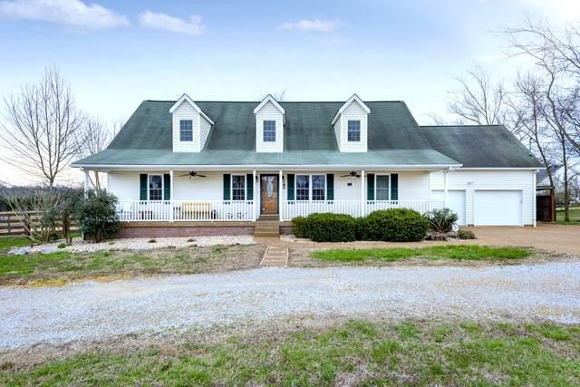 2515 Mount Vernon Rd, Chapel Hill, TN 37034 (MLS #RTC2131044) :: Five Doors Network