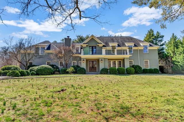603 Davidson Rd, Nashville, TN 37205 (MLS #RTC2131048) :: The Milam Group at Fridrich & Clark Realty