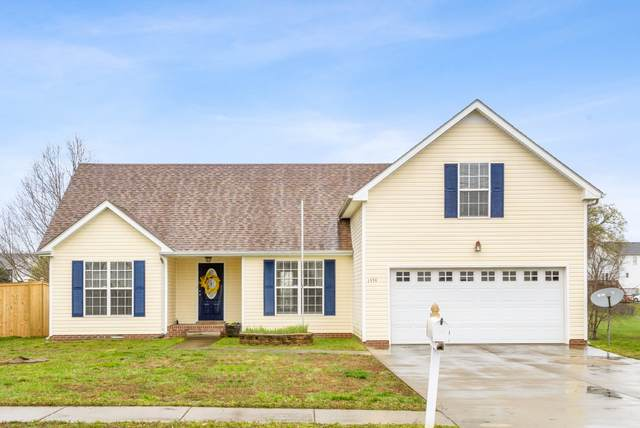 1956 Whirlaway Cir, Clarksville, TN 37042 (MLS #RTC2131084) :: RE/MAX Homes And Estates